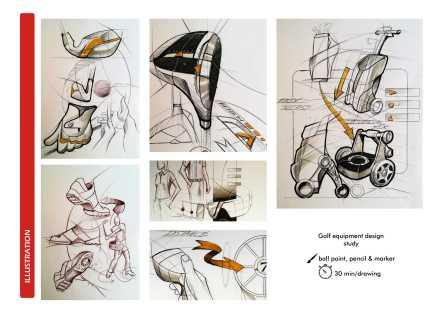 golf kart design