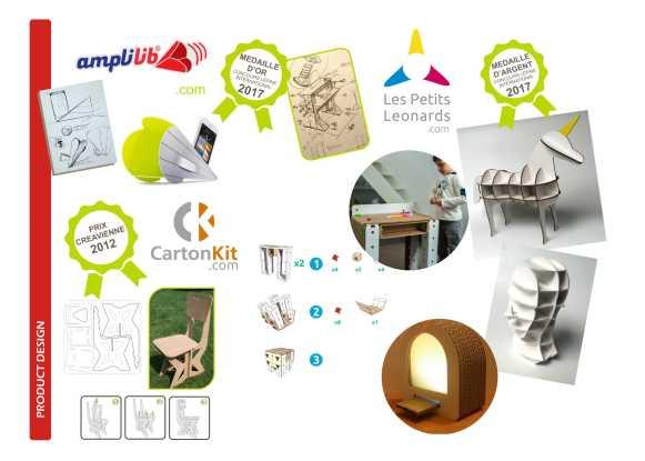 awarded designs